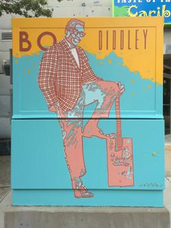 Bo Diddley 1