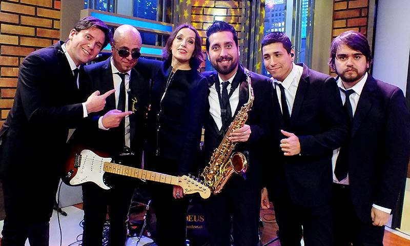 Cantante - Amadeus Band