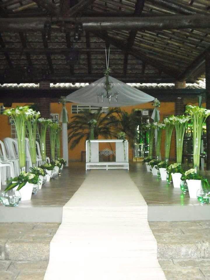 Ambiente para festas e casamentos