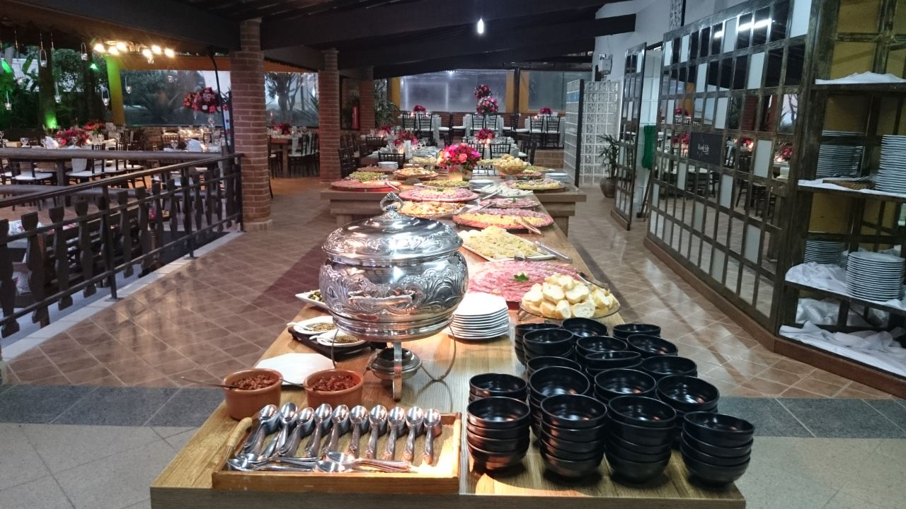 Buffet incluso