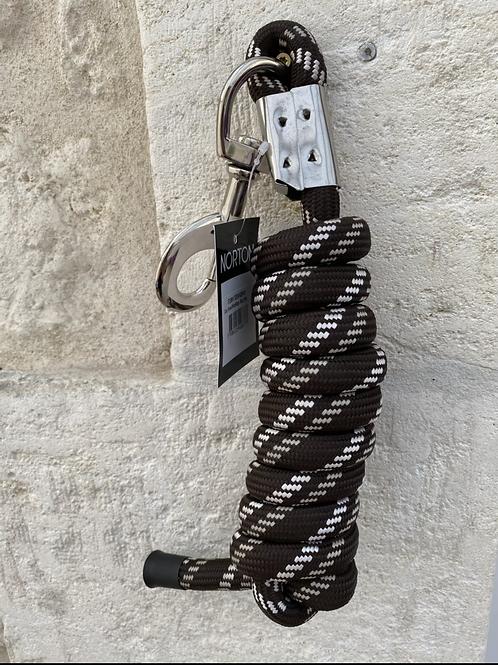 Norton - Longe corde épaisse marron