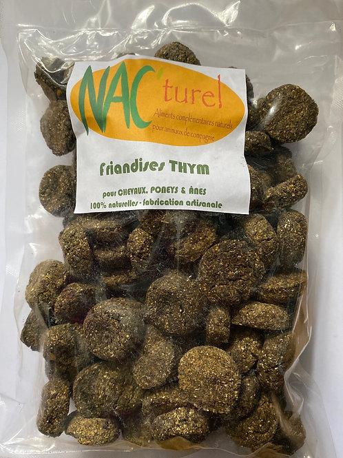 Nac'turel - Friandises Thym 500g