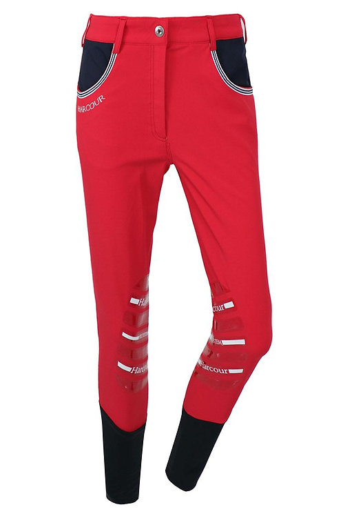 Harcour - Madrid Pantalon rouge