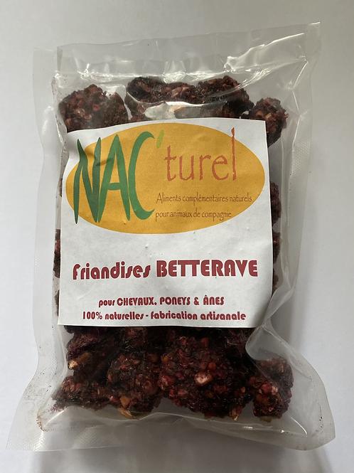 Nac'turel - Friandises betterave 200g