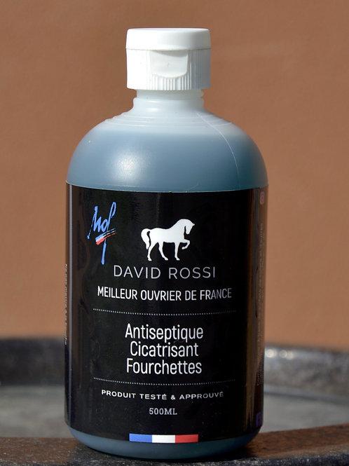 David Rossi - Antiseptique cicatrisant fourchette