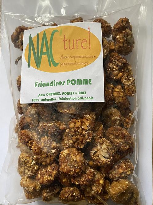Nac'turel- Friandises pomme 500g