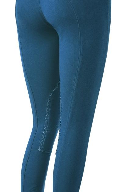 Equithème - Pantalon pro bleu roi