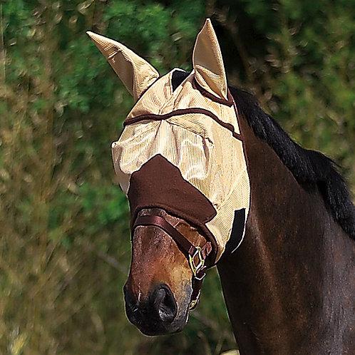 Equithème- Bonnet Fly Protector