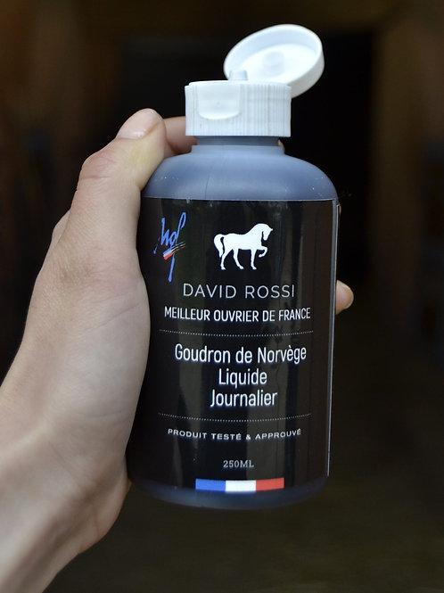 David Rossi - Goudron de Norvège liquide