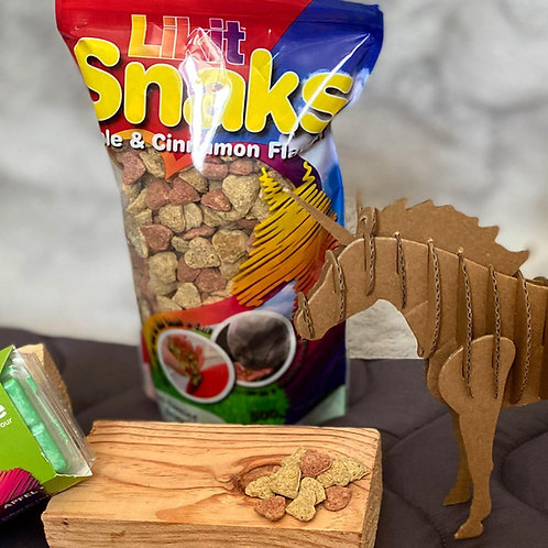 Likit - Friandises Likit Snacks Pomme & Cannelle 500G