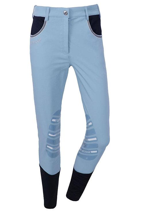 Harcour - Pantalon Madrid bleu