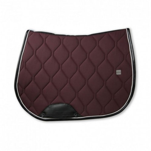 GEM Equitation - Tapis de selle PLUM