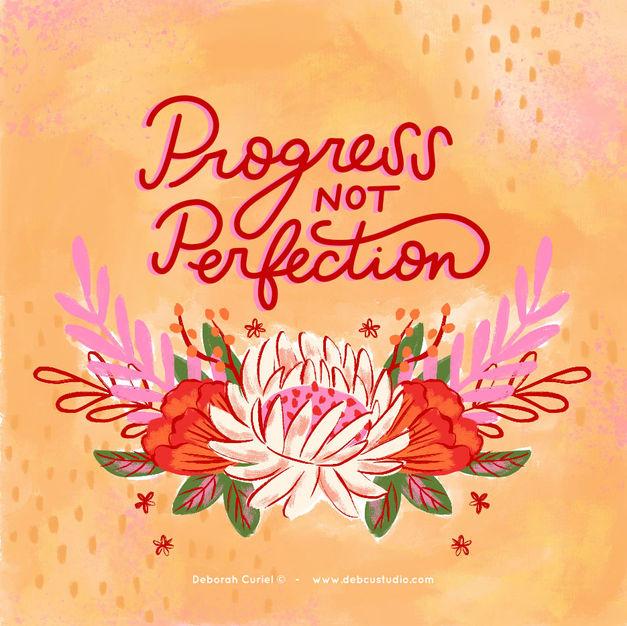 progress_not_perfection_floral_debcuu.jp