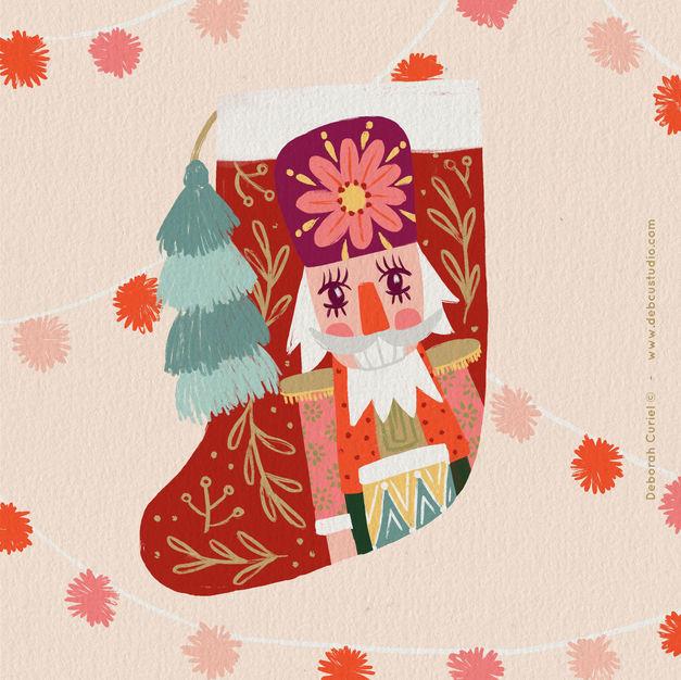 stocking_illustration_deborah_curiel_deb