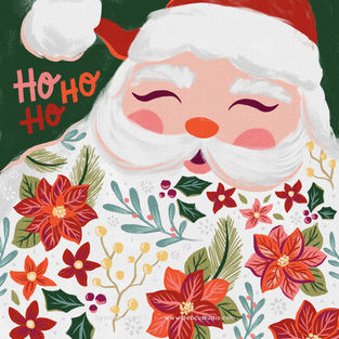 Santa_Claus_illustration_deborah_curiel_