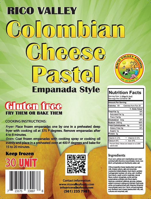 Empanada Colombiana De Queso Mini  ~ Colombian Cheese Mini Empanada