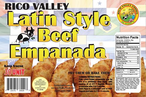 Empanada Latina De Carne Mini  ~  Latin Beef Empanada Mini