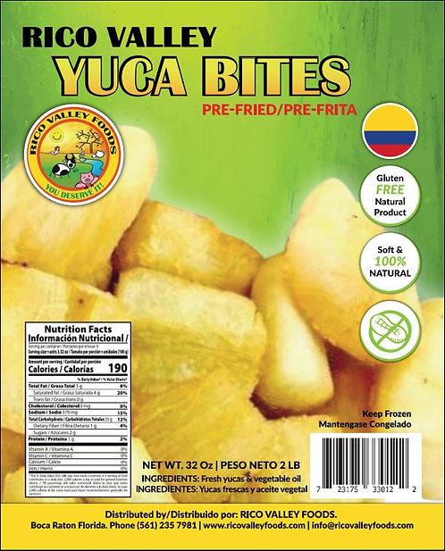 Yuca Bites