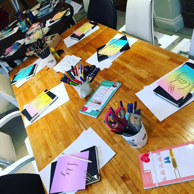 Fantastic Bullet Journal Workshop