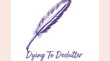 """An excerpt from """"Dying to Declutter"""" my recently published book"""