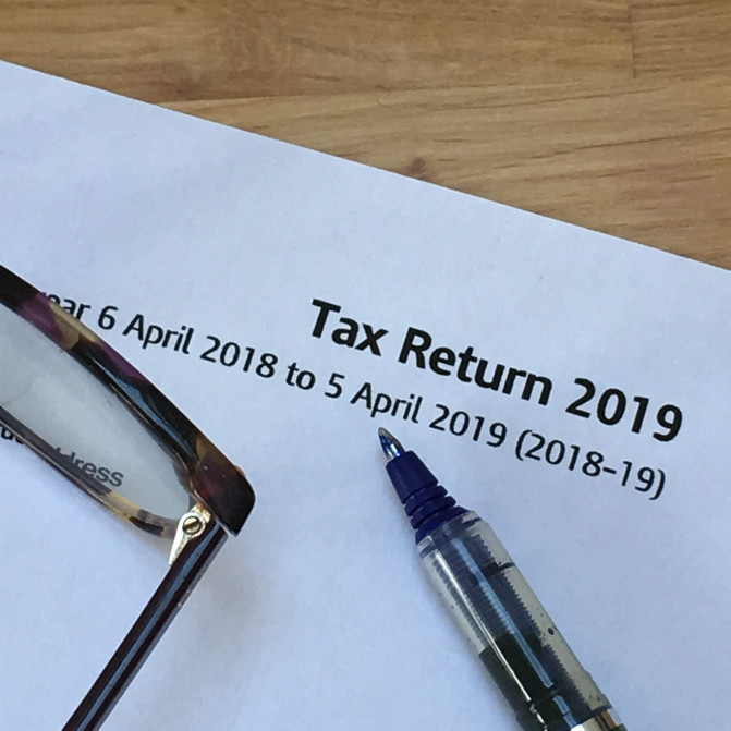It's all about tax returns....