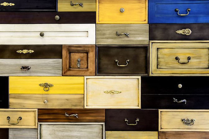 """The Dreaded Drawer"" – how to conquer it"