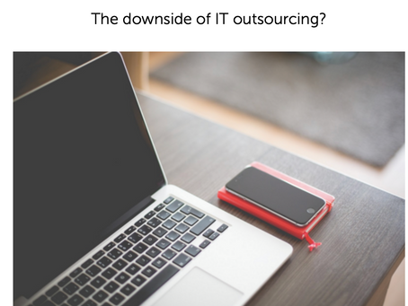 Top 10 benefits of IT outsourcing