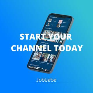 Start je eigen Jobliebe kanaal nu!