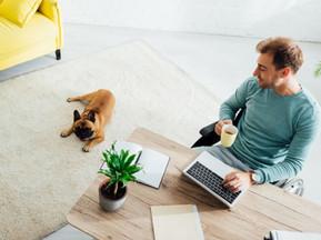 Met deze 5 tips houd jij thuiswerken nog wel even vol