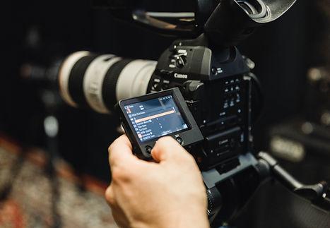 Professional Camera Gear