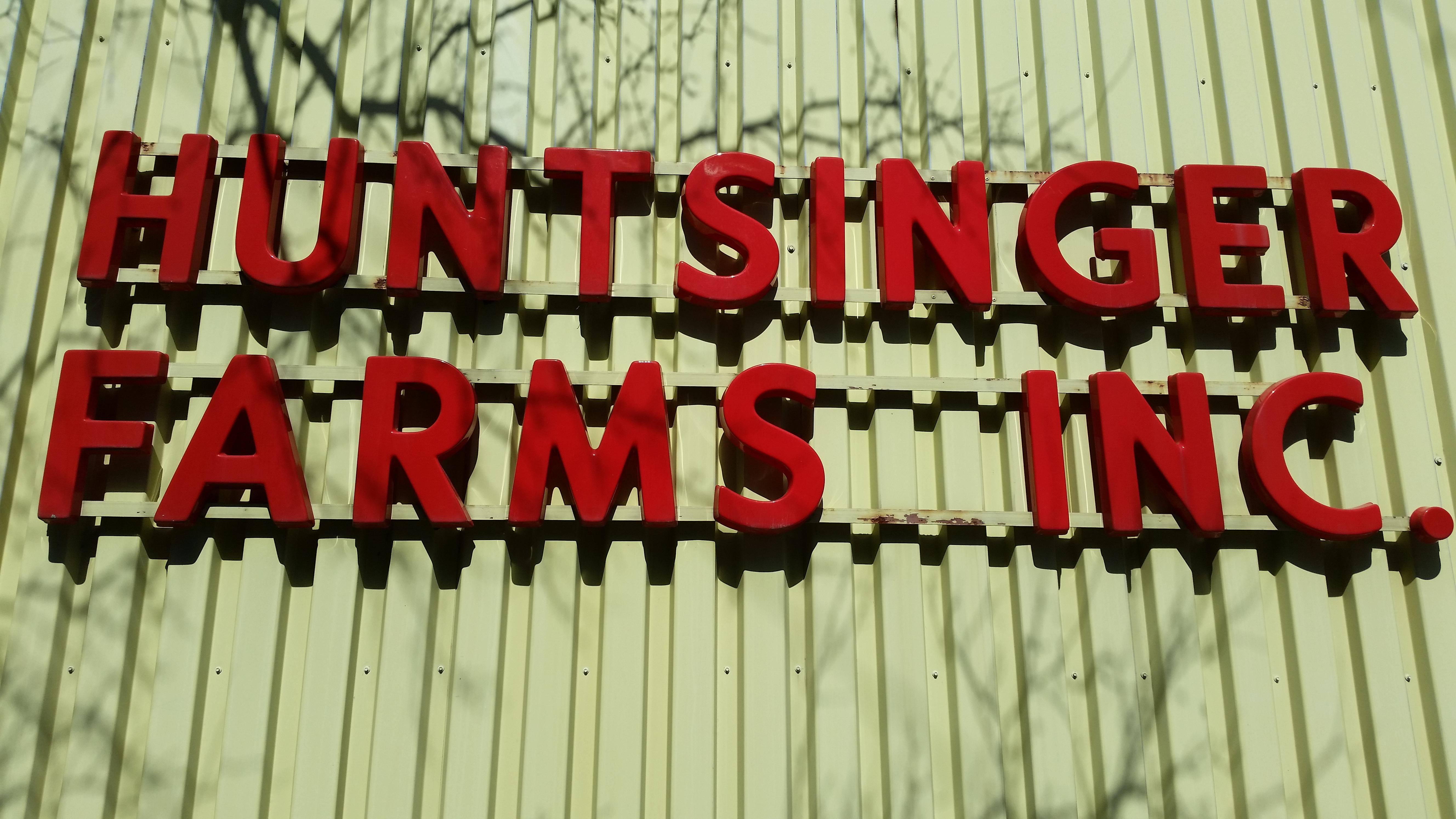 Huntsinger Farms, Inc.