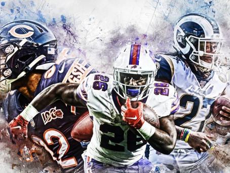 Na nikogaršnji zemlji – 2. del pregleda NFL sezone
