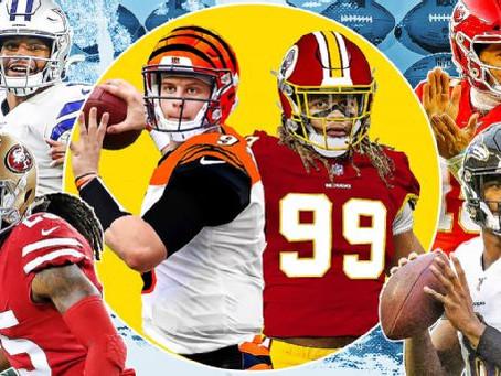 Se vidimo prihodnje leto – 1. del pregleda NFL sezone
