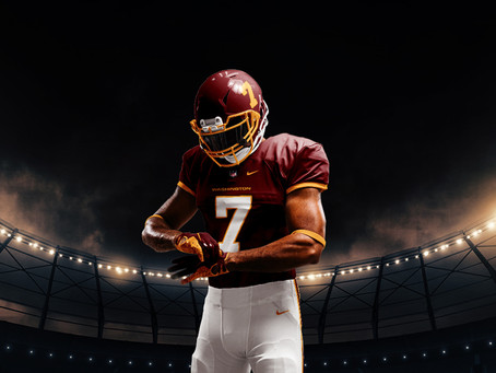 Ekipa, nekdaj poznana kot Washington Redskins