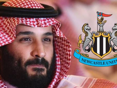 Novi grad Mohameda bin Salmana – Newcastle in Saudova Arabija