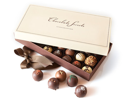 32 Piece Handmade Truffle Collection