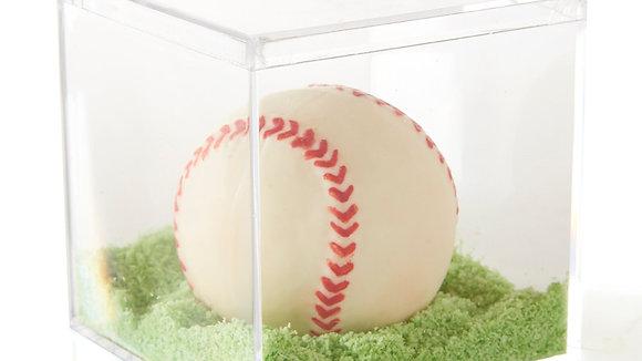 Regulation Sized Chocolate Baseball