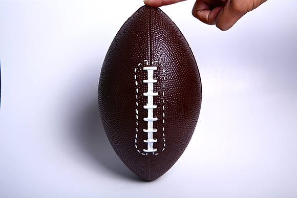 Regulation Sized Chocolate Football