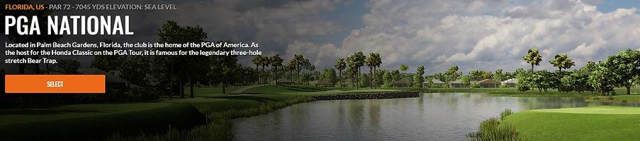PGA National Trackman Course