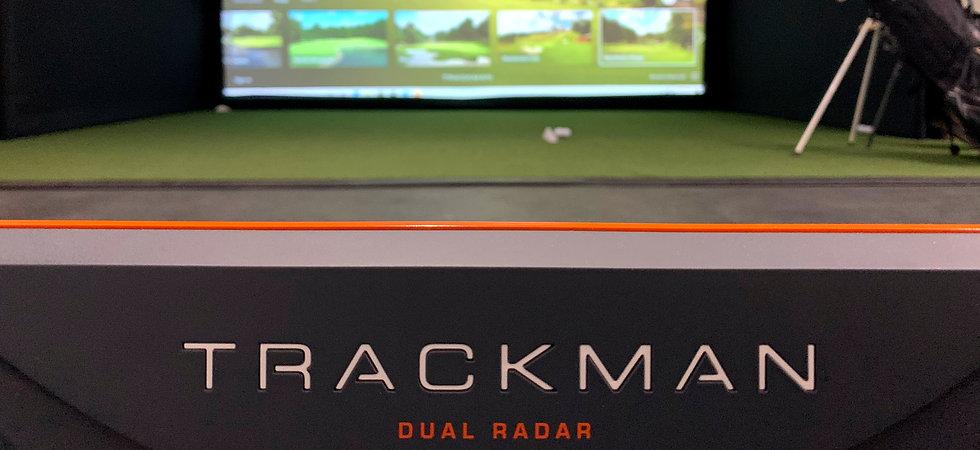 Trackman, radar technology, golf clubs, public golf course, edmond golf, junior golf, turf, simulated golf, indoor golf, rose creek