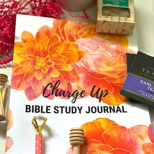 Charge Up: Bible Study Journal Kit