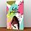 Thumbnail: Hello Gorgeous 6X9  Journal Template