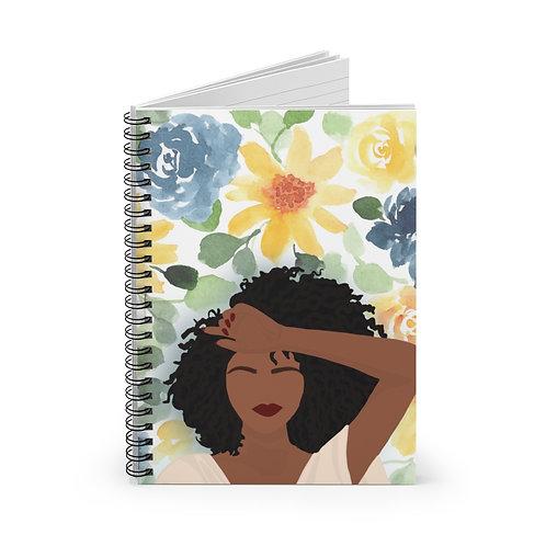 Always Choose Sunshine Spiral Journal