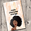 Thumbnail: Main Character 6X9 Journal Template