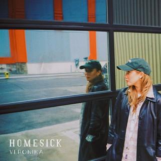 Veronika's New Single 'Homesick' Reaches #41 in Billboard's Hot 100