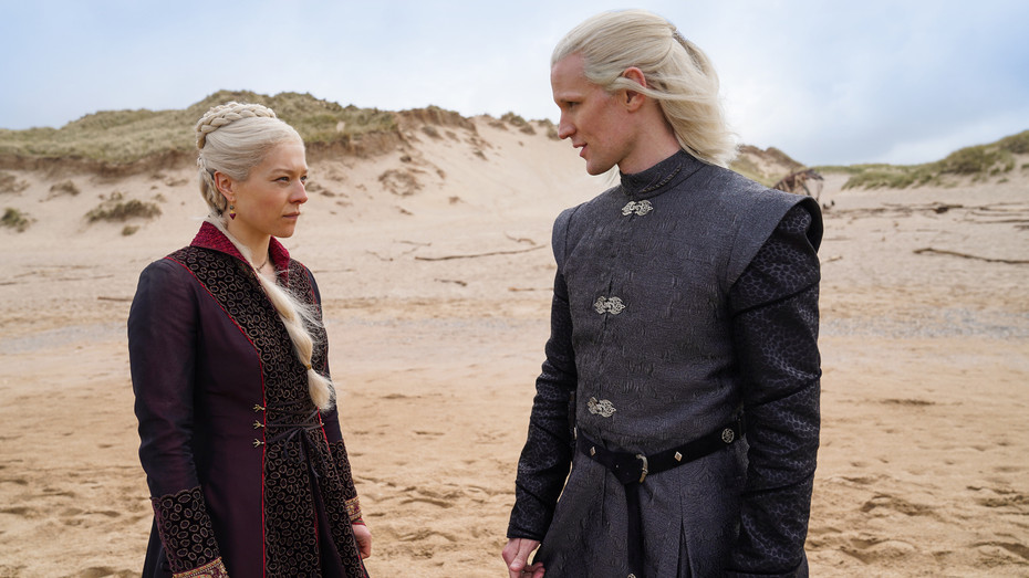HBO Releases New Images from its 'Game of Thrones' Prequel Series 'House of the Dragon'