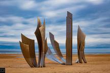 D-Day Memorial Omaha Beach