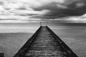 Pier to somewhere