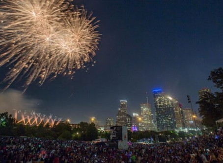 Houston's Top 5 Moments of July 2019