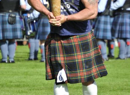 THE HIGHLAND GAMES ARE COMING!!!